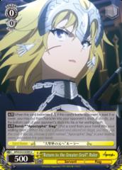 APO/S53-E009 U Return to the Greater Grail Ruler
