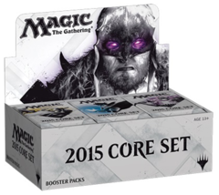 2015 Core Set Booster Box - English