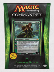 Commander Deck 2014 Guided by Nature
