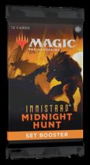 Innistrad Midnight Hunt Set Booster Box (36 packs)