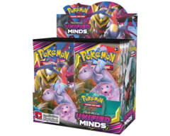 Sun & Moon 11 Unified Minds Booster Box
