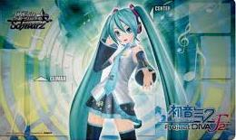 Weiss Schwarz Project Diva F2nd Playmat (Case Exclusive)