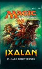 Ixalan Booster Pack (15 cards) - ENGLISH