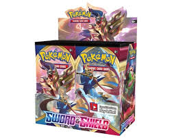 Sword & Shield 1 Booster Box