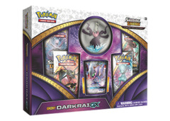 Shiny Darkrai GX Figure Collection Box
