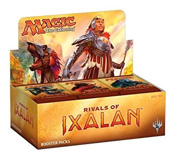 Rivals of Ixalan Booster Box (36 packs) - ENGLISH
