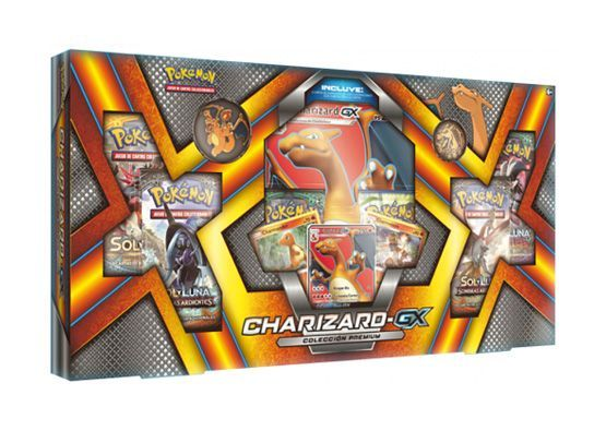 Charizard GX Premium Collection