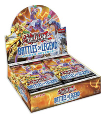 Battles of Legends: Light's Revenge Booster Box (ENGLISH)