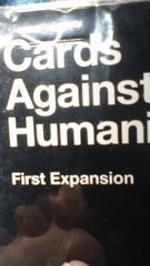 cards against humanity 1st exp