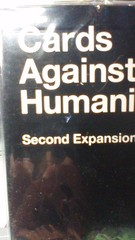 cards against humanity 2nd exp