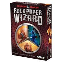 Rock Paper Wizard D&D