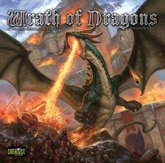 Wrath of Dragons A Resource Destruction Game