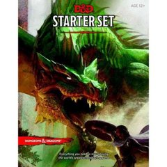 Dungeons and Dragons Starter Kit D&D