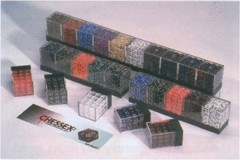 Chessex 12mm D6 Dice Block (any color)