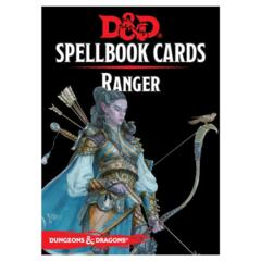 Dungeons & Dragons: Spellbook Cards - Ranger Deck