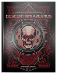 Baldur's Gate: Descent Into Avernus - Alt Cover
