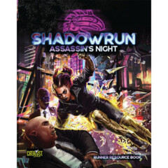 Shadowrun RPG: Assassins NIght