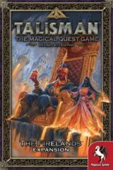 Talisman: Revied 4th Edition - The Firelands Expansion