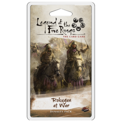 Legend of the Five Rings LCG: Rokugan at War Dynasty Pack