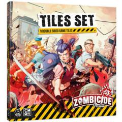 Zombicide 2nd Edition: Tiles Set