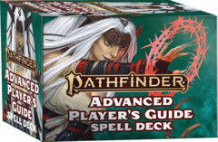 Pathfinder RPG: Advanced Player`s Guide - Spell Deck (P2)