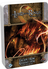 The Lord of the Rings LCG: Escape from Khazad-Dum Custom Scenario Kit