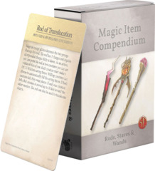 The Ultimate Guide to Alchemy, Crafting, and Enchanting: Magic Item Compendium - Rods, Staffs and Wands