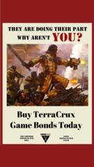 $40 TerraCrux Games Bonds