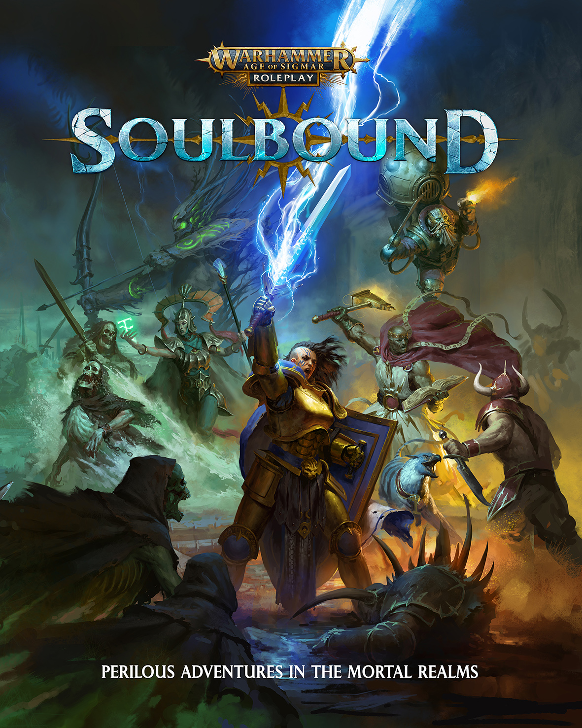 Soulbound - Warhammer: Age of Sigmar Roleplaying Game