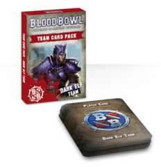 Dark Elf Team Cards