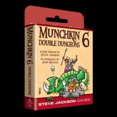 Munchkin 6: Double Dungeon
