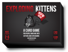Exploding Kittens (NSFW Expansion)