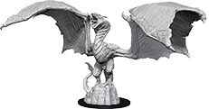 W9 Nolzurs Marvelous Unpainted Miniatures - Wyvern