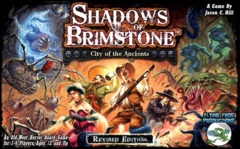 Shadows of Brimstone: City of Ancients Revised Core Set