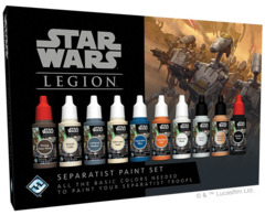 Star Wars Legion: Seperatist Paint Set