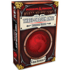 Three-Dragon Ante Legendary Edition