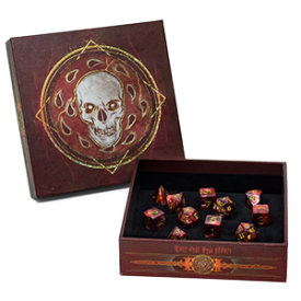 Baldurs Gate: Descent Into Avernus Dice & Miscellany