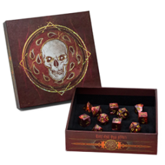 Baldur's Gate: Descent Into Avernus Dice & Miscellany