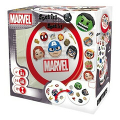 Spot it! Marvel