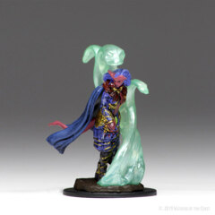 Icons of the Realms Premium Miniatures: Tiefling Sorcerer