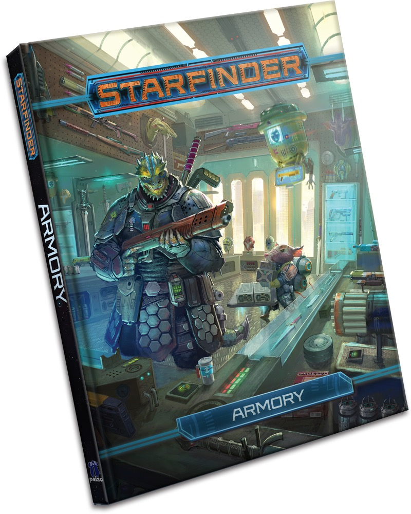 Starfinder RPG: Armory Hardcover