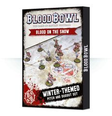Blood on Snow Pitch