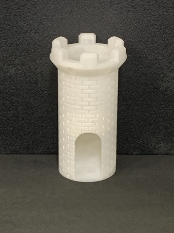 Dice Tower: Clear