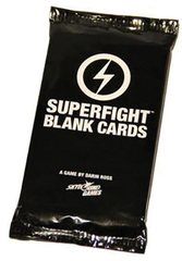 Superfight: Blank Cards
