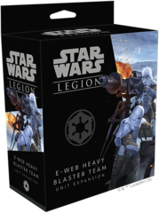Star Wars: Legion E-Web Heavy Blaster Team