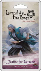 Legend of the Five Rings: Justice for the Satsume