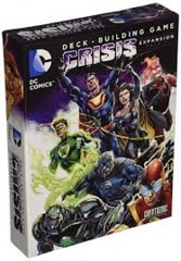 DC Comics DBG Expansion Crisis Pack 3