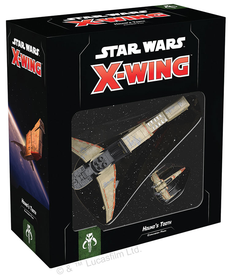 Star Wars X-Wing: 2nd Edition - Hounds Tooth Expansion Pack