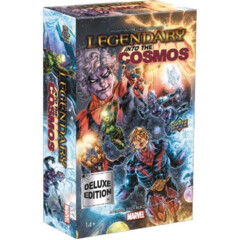 Legendary: Into the Cosmos Delux Edition