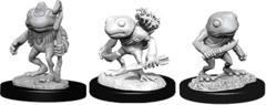 Dungeons & Dragons Nolzur`s Marvelous Unpainted Miniatures: W10 Grung